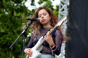 Nilüfer Yanya - Photo by Morgan Winston